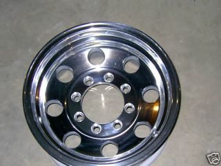 New American Eagle Wheels 8 Lug 16 x 8 Chevy Dodge