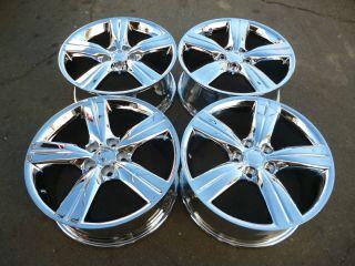 18 Lexus GS430 GS300 Wheels Rims SC430 Set New Camry 4 Chrome GS ES