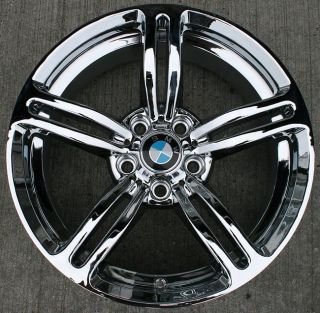 RVM B18 18 Chrome Rims Wheels BMW E34 E39 E60 18 x 8 0 5H 20