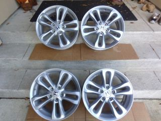 17 Honda Civic SI Factory Original Stock Wheels Set