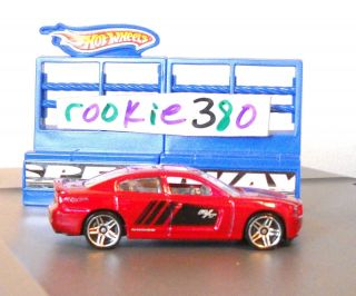 Loose Hot Wheels 2011 New Models 43 52 11 Dodge Charger RT R T