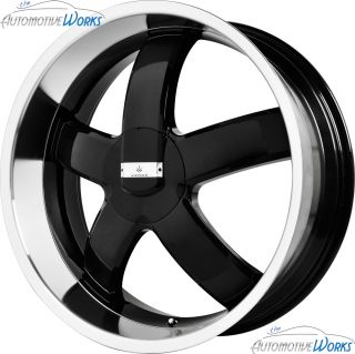 Verde Skylon 4x100 4x114 3 4x4 5 38mm Gloss Black Wheels Rims Inch 18