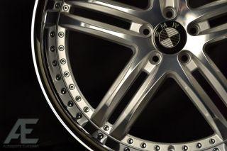 E39 525i 525xi 528i 540i Wheels Rims and Tires GTX 15 Silver