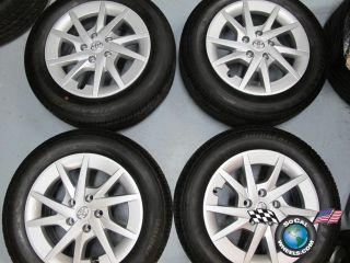 Toyota Prius V Factory 16 Wheels Tires Rims 5x4 5 Camry Solara