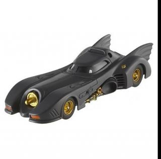 Hot Wheels 1 43 Scale Elite 1989 Batmobile Batman Diecast Car USseller
