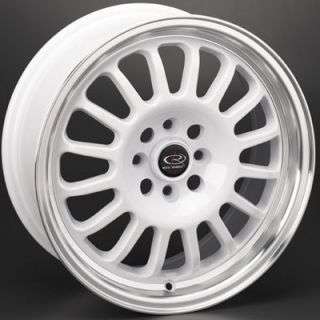 Rota Track R 16x7 4x100 ET40 Royal White Rims Wheels
