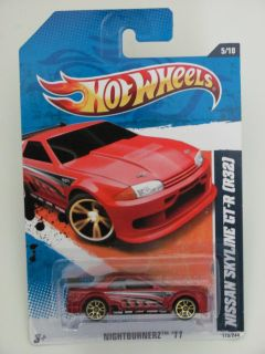 Hot Wheels 2012 72 Ford Gran Torino Sport Muscle Mania Ford