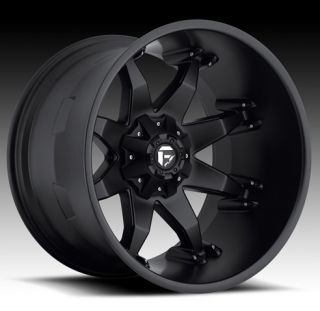 20 inch Fuel Offroad Octane Deep Wheels Chevy Nissan Toyota