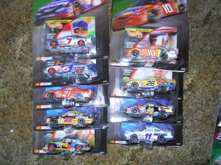 HUGE lot Hot Wheels Pro Racing Nascar diecast 1999 Daytona 500 Edition