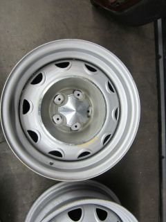 Cuda Barracuda Dart Ralley Wheel Rims 14x51 2 JJ 882 Made in Michigan