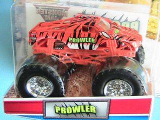 Hot Wheels Monster Jam Truck Prowler