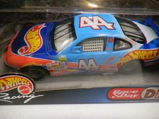 Hot Wheels Racing Mattel NASCAR 1 24 Scale 44 Kyla Hot Wheels Car