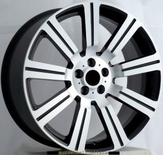 22 Wheels Set for Range Land Rover Sport Full Size HSE LR3 Super