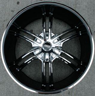Status Quo 22 Chrome Rims Wheels Honda Odyssey Pilot