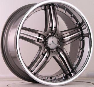 20 Euro 30 Wheels for Mercedes CLS E Class E55 S500 550 CL Class Rims