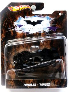 Hot Wheels Batman 2012 Tumbler 1 50 Die Cast