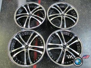Challenger Magnum Charger Chrysler 300 20 Wheels Rims Savini BM6 Used
