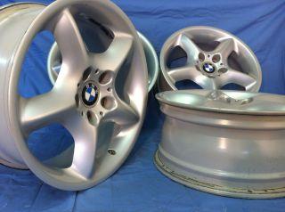 330i 325i 335i Style 57 Factory Stock 17 Wheels Rims Caps 5x120