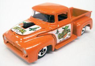 Hot Wheels Connect Cars Custom 56 Ford Truck Georgia