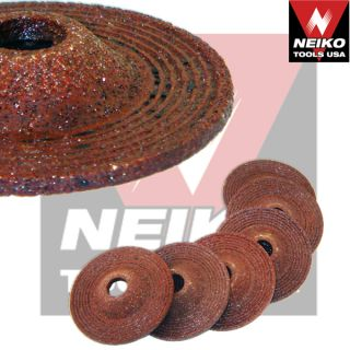 6pc 2 Grinding Wheel Abrasives Grinder Wheels Cutting Tools Cut Metal