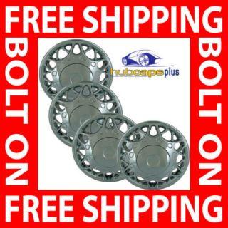 Buick 15 Chrome Hub Caps Rims Wheel Covers Free SHIP