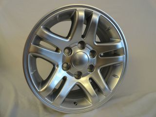 17 Toyota Tundra Wheels Rims Hyper Silver Factory Style 03 07 TRD