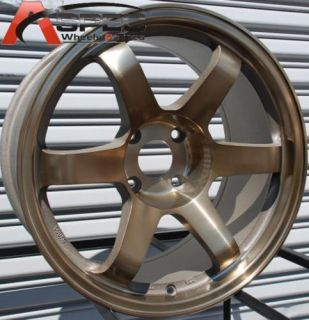 Rota Grid 17x9 4x100 ET20 Sport Bronze 57 1 Wheels