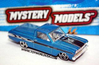 2012 Hot Wheels Mystery Models 4 65 Ford Ranchero