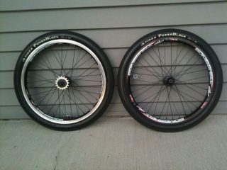 Bombshell BMX Racing Rims
