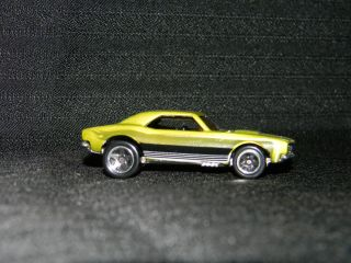 Vintage 1982 Hot Wheels 67 Camaro