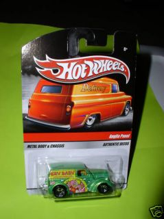 Hot Wheels Cry Baby Anglia Panel 1 64