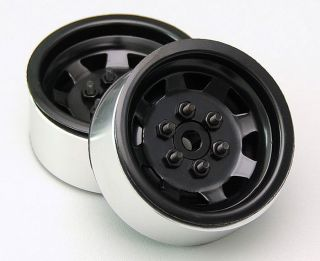 Scale Crawler 1 9 OEM Style Beadlock Wheels 4 by RC4WD Part BL66 Rims