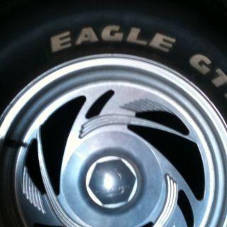 Billet Specialties 16x8 GT 69 Aluminum Wheels