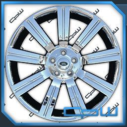 22 Stormer Wheels Land Rover Range Rover HSE Supercharged Rims
