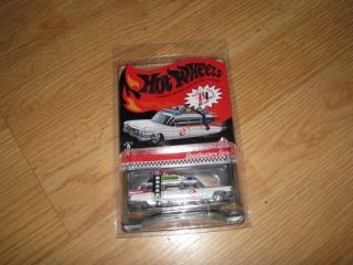 2011 Hot Wheels RLC Ecto 1 Ghostbusters Cadillac 1 64 Diecast