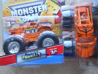 2012 Hot Wheels Prowler Monster Jam New Truck 1 64 Truck