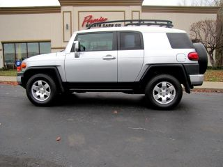 Toyota FJ Cruiser 17 Factory Wheels with Tires