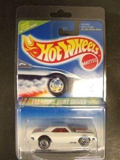 Hot Wheels Treasure Hunt Series 1995 67 Camaro 13351 Collector 355 H2