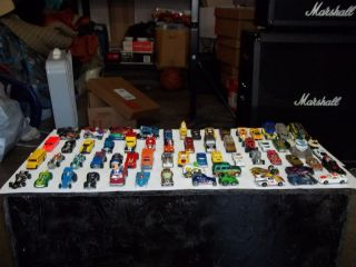 Hot Wheels Matchbox Vintage 67 Total Car Lot