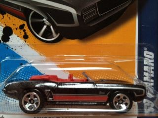 2012 Hot Wheels 69 Camaro Convertible Sale