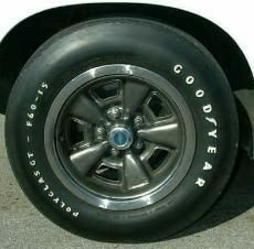 Chevy Camaro 15 Trim Rings Chevy Bowtie Center Caps