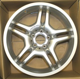 Mercedes R171 Rim Wheel CLC CL CLK C209 AMG SLK 5 Hole Rad 7 5 18H2
