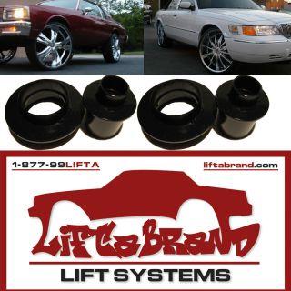 71 96 Caprice Car Rim Lift Kit Clear 22 24 26 Wheels