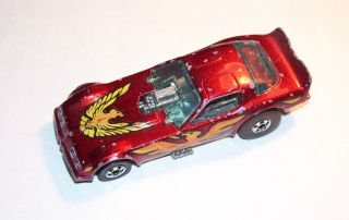 1977 Hot Wheels Firebird Dragster Red Funny Car