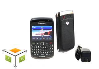 RIM Blackberry Bold 9780 Black T Mobile Unlocked GSM Smartphone No