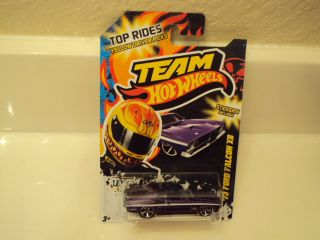 Hot Wheels 2012 Team Hotwheels 73 Ford Falcon XB Bonus Treasure Hunt