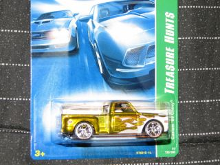 Hot Wheels 2007 Super Treasure Hunt Custom 69 Chevy