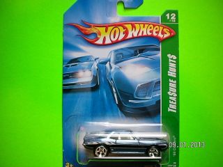 2008 Hot Wheels Super Treasure Hunt  69 Camaro in Protecto