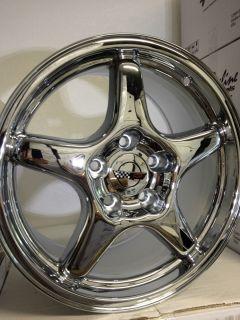 Chevrolet Corvette C4 ZR1 Factory OE Replica Wheels Camaro SS
