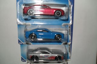 2010 Hot Wheels 74 Camaro SS  Exclusive